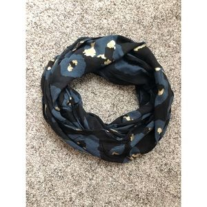Charming Charlie | Leopard Print Infinity Scarf